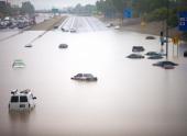 Мощное наводнение захлестнуло несколько городов в американском штате Вашингтон