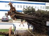 На Италию обрушился мощный ураган
