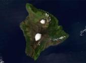 На Гавайи пришла зима