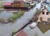 Новосибирская область переживает сильнейший за 45 лет паводок