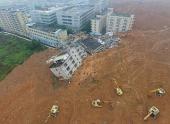 Оползень в Китае: число пропавших без вести увеличилось