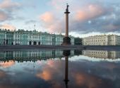 Дамба спасла Санкт-Петербург от наводнения