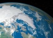 Арктические ледники уменьшаются со скоростью один километр в год