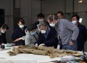 Древнейшие в мире штаны обнаружены в Китае