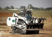 Израильские инженеры представили робота-сапера