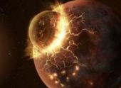 Учёные доказали, что Луна возникла в результате столкновения Земли с небесным телом