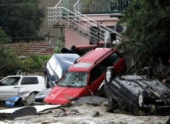 На юго-восток Болгарии вновь обрушились дожди