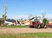 В центральной части Канады участились случаи торнадо
