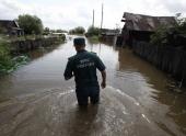 Жителей хутора на Кубани эвакуируют из-за угрозы подтопления