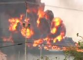В Мексике эвакуируют людей после взрыва на НПЗ