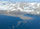 Прибрежный оползень в Исландии спровоцировал 50-метровое цунами