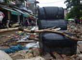 Тайфун Раммасун оставил 27 погибших во Вьетнаме