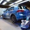В аэропорту Дюссельдорфа парковкой автомобилей занялся робот