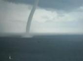 Над Черным морем ожидаются смерчи