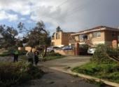 По Западной Австралии ударил торнадо
