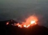 Итальянский вулкан Стромболи начал активно извергаться