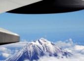 На вулкане Жупановский поднят авиационный код опасности