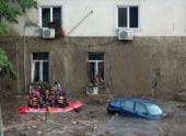 Геолог назвал причиной катастрофы в Тбилиси оползень в ущелье реки Вере