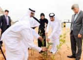Первая в мире ферма, производящая продовольствие и топливо в пустыне
