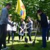 В Геленджике прошла акция «Экопоезд волонтеров мира»