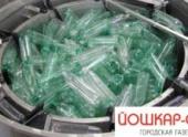 В Йошкар-Оле появятся контейнеры для сбора пластиковых флаконов