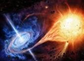 Ученые «поместили» Вселенную в гигантскую черную дыру