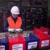 В Челябинске заработала единственная в России линия по переработке батареек