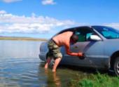 Мыть авто в реке станет дорого