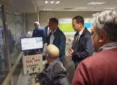 Делегация Подмосковья посетила завод по термической обработке мусора в Азербайджане
