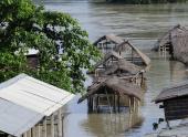 Жертвами наводнений на востоке Индии стали 35 человек, разрушены свыше 15 тыс. домов
