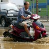 Тайфун «Накри» атаковал Южную Корею