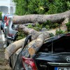 Геную накрыла цепь торнадо