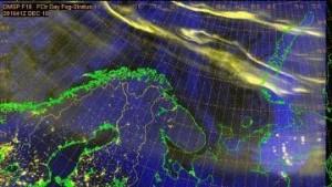 Облако солнечной плазмы вызвало магнитную бурю на Земле