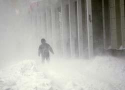 На Пермь надвигается снежный апокалипсис. Снегопады будут идти четыре дня подряд