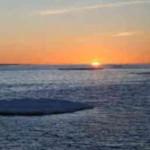 Преждевременный восход солнца был зафиксирован в заполярной Гренландии