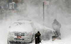 В Мексике зафиксированы критические холода