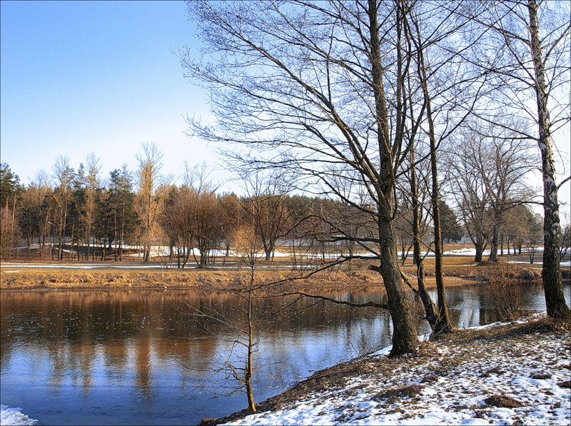 Март. Фото: fotki.yandex.ru