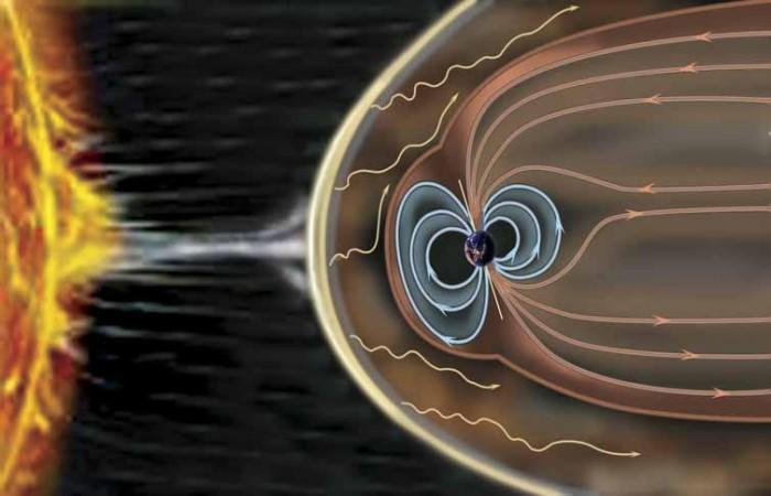 Магнитные бури. Фото: www.hij.ru