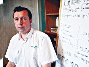 Питерский аналитик Александр Захаров