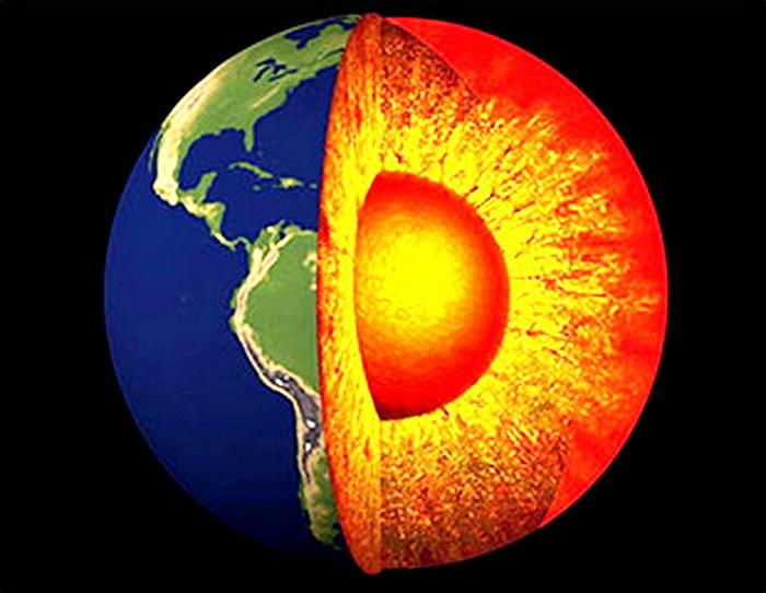 Ядро Земли влияет на климат