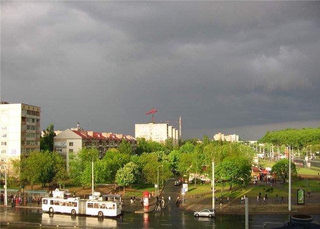 Белорусский гидрометеоцентр предупреждает о неблагоприятном явлении