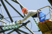 Гроза оставила более 10 населенных пунктов в Хакасии без света