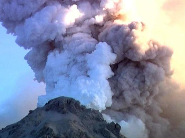 Извержения вулканов на камчатке не
