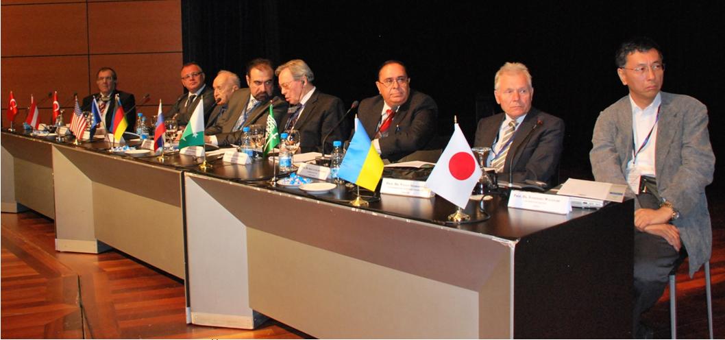 Известные учёные, принявшие участие в форуме