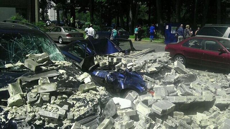 В Бельгии, Германии и Голландии может быть землетрясение силой 7 баллов по шкале Рихтера