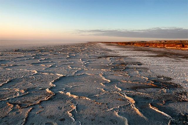 Исчезновение Аральского моря