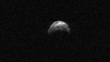 Астероид YU-55 2005