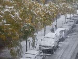 До 27 возросло число жертв сильнейших снегопадов 29-30 октября на северо-востоке США. Как сообщили местные СМИ, среди них 26 граждан Соединенных Штатов и один канадец. Фото :http://www.globallookpress.com/