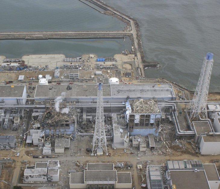 Атомная электростанция «Фукусима-1»Фото: loveopium.ru