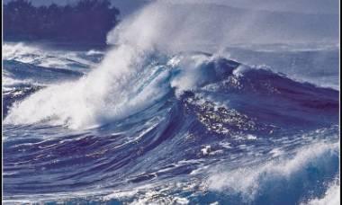 У берегов Камчатки прогнозируют опасное волнение моря